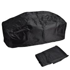 420D Waterproof Soft Winch Dust Cover Fits Driver Recovery 5000LB-13000LB Black