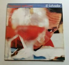 "GARLAND JEFFREYS El Salvador / American Backslide 7"" 45T 1982 Holland EPCA 3182"
