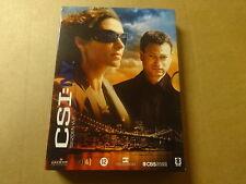 3-DISC DVD BOX / CSI: NY - SEIZOEN 5 - AFL. 5.13 - 5.25 ( DEEL 2 )