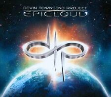 Epicloud [Deluxe Edition] [Digipak] by Devin Townsend/Devin Townsend Project (CD
