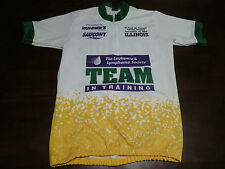 Mens Pyro Apparel Team Training Bike Cycling Jersey Size Small Shirt MTB Race