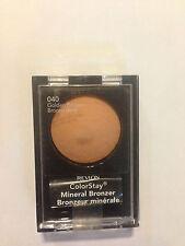 LOT OF 2 Revlon ColorStay Mineral Bronzer GOLDEN BRONZE 040  full size brand new