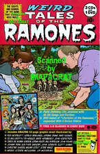 Weird Tales of the RAMONES - CD DVD Print Ad