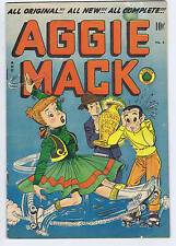 Aggie Mack #6 Superior Publications 1949 CANADIAN EDITION