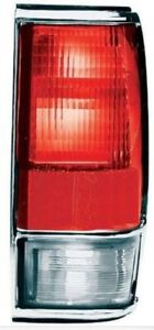 1982-1993 Chevy S10 GMC S15 Right Passenger Taillight Taillamp Tail Lamp Light
