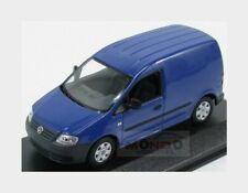 Volkswagen Caddy Van 2003 Blue MINICHAMPS 1:43 CADDY03
