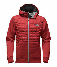 THE North Face Men's Kilowatt Thermoball Hoodie Hybrid Jacket Cardinale Rosso M MED