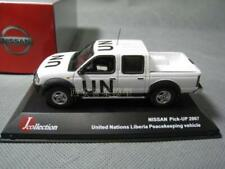 J-COLLECTION 1/43 NISSAN UN Pickup Truck 2007 Car Model Toy