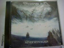 Starblind- Never Seen Again  Pure Steel Records 2017 SEALED