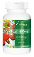 Pectine de Pomme 1500mg (11.02€/100g) 360 comprimés - Vitamintrend
