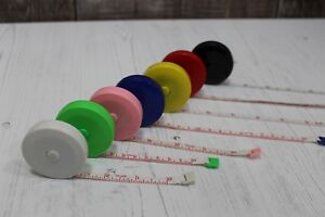 Tape Measure Retractable Dressmakers & Tailors Tape 150cm / 60 inch