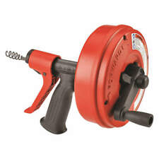 Ridgid Power Spin Drain Cleaner With Autofeed Technology Up To 1 12