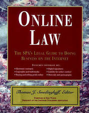 NEW Online Law: The SPA's Legal Guide to Doing Business on the Internet