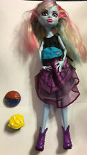 Monster High Abbey Bominable Home Ick Doll & Outfit Accessories Lot figure