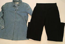 Small MATERNITY Oh baby & In Due time Maternity Clothes Top & Pants