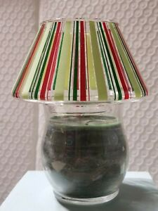 PartyLite Bestburn Jar Candle Evergreen Scent New/Old Stock/Open Box