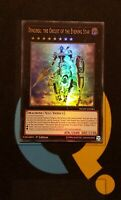 Dingirsu, Orcust of the Evening Star - DUOV-EN084 - Ultra Rare - 1st Ed - YuGiOh