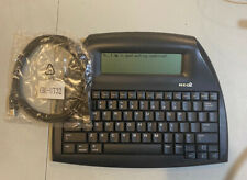 Alphasmart Neo 2 Portable Word Processor With Usb Cable