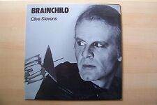 LP - BRAINCHILD - CLIVE STEVENS - GUERILLA RECORDS - LP - EP - ANSCHAUEN