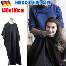 Salon Friseurumhang Haarfärbeumhang Haarschneideumhang Kleid Umhang 140x100 cm