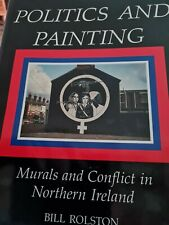 More details for irish republican politics and painting ( murals  ) ultra rare near mint 1991...