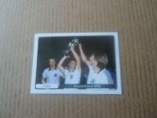 Vignette panini - Euro 2012 - Pologne / Ukraine - N°524 - 1980 Allemagne - 1