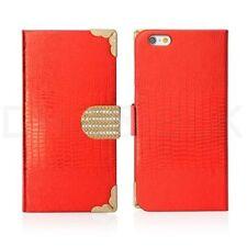Carcasas metálicas de color principal rojo para teléfonos móviles y PDAs