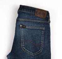 Lee Hommes Luke Extensible Slim Skinny Jean Taille W31 L32 AOZ1135