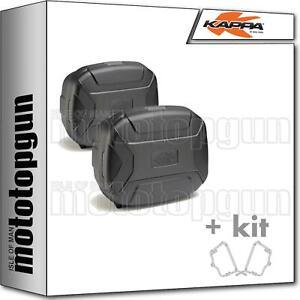 KAPPA MALETAS LATERALES KVC35N MONOKEY HONDA CRF 1100 L AFRICA TWIN 2020 20