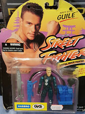 Street Fighter Official Movie - GUILE - Action Figure 10 cm ca - Hasbro 1993
