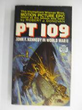 PT 109 John F Kennedy, Robert Donovan, Crest Paperback, 1964
