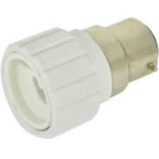 Light Bulb Adapter - B22 Bayonet Male To Mini GU10 Socket-Converter Cap 60W LED