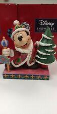 Jim Shore Jolly Ol' St. Mick Polyresin Mickey Christmas Tree 6002831