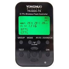 YONGNUO YN-622C-TX LCD Wireless e-TTL Flash Controller for Canon Cameras Pop