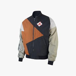 Air Jordan x Patta Jumpman Track Jacket 'Black & Tan' AO4384-010 (13)