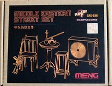 Meng Models 1:35 Middle Eastern Street Set Resin Model Kit