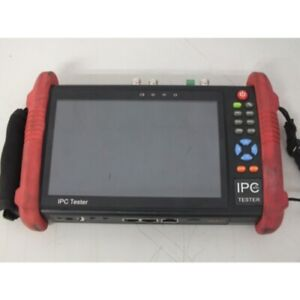 "IPC 7"" Touch Screen CCTV IP Camera Tester"