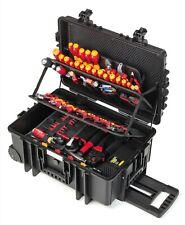 WIHA Electrician Tool Kit VDE Screwdrivers Pliers Crimp 42069 Competence XXL2