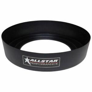 Allstar Performance 26104 Plastic Air Box Heat Shield - Universal Flange NEW