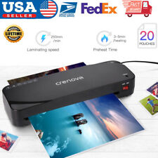 4 In 1 A4 Laminator Machine With 20 Pouches Amp Paper Trimmer Amp Corner Rounder Us