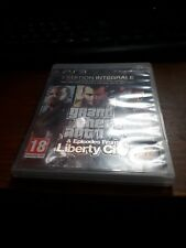 Playstation 3 (PS3) - Grand Theft Auto IV (GTA 4) & Episodes From Liberty City