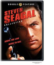 ABOVE THE LAW / HARD TO KILL (Steven Seagal)   - DVD - Region 1 Sealed