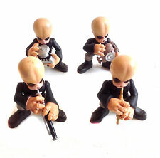 Star Wars Galactic Heroes A New Hope Mos Eisley Cantina Band toy figure set of 4