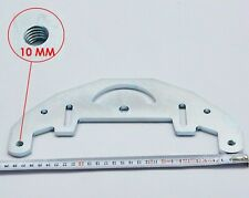 "Belt Grinder plate for 2x72"" knife making grinder  10 MM"