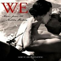 W.E.-MUSIC FROM THE MOTION PICTURE  CD  SOUNDTRACK 12 TRACKS NEU