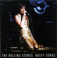 THE ROLLING STONES / DAC-065 NASTY SONGS 2CD AUD MSG