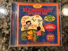 Elementary Spelling Bee Cd!