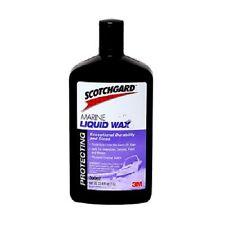 3M 09062 Marine Scotchgard Liquid Wax Liter 9062