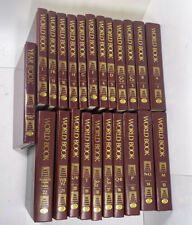 New listing 1994 World Book Encyclopedia Set Complete 22 Volumes!
