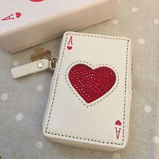 Kate Spade Ace Of Heart Coin Purse